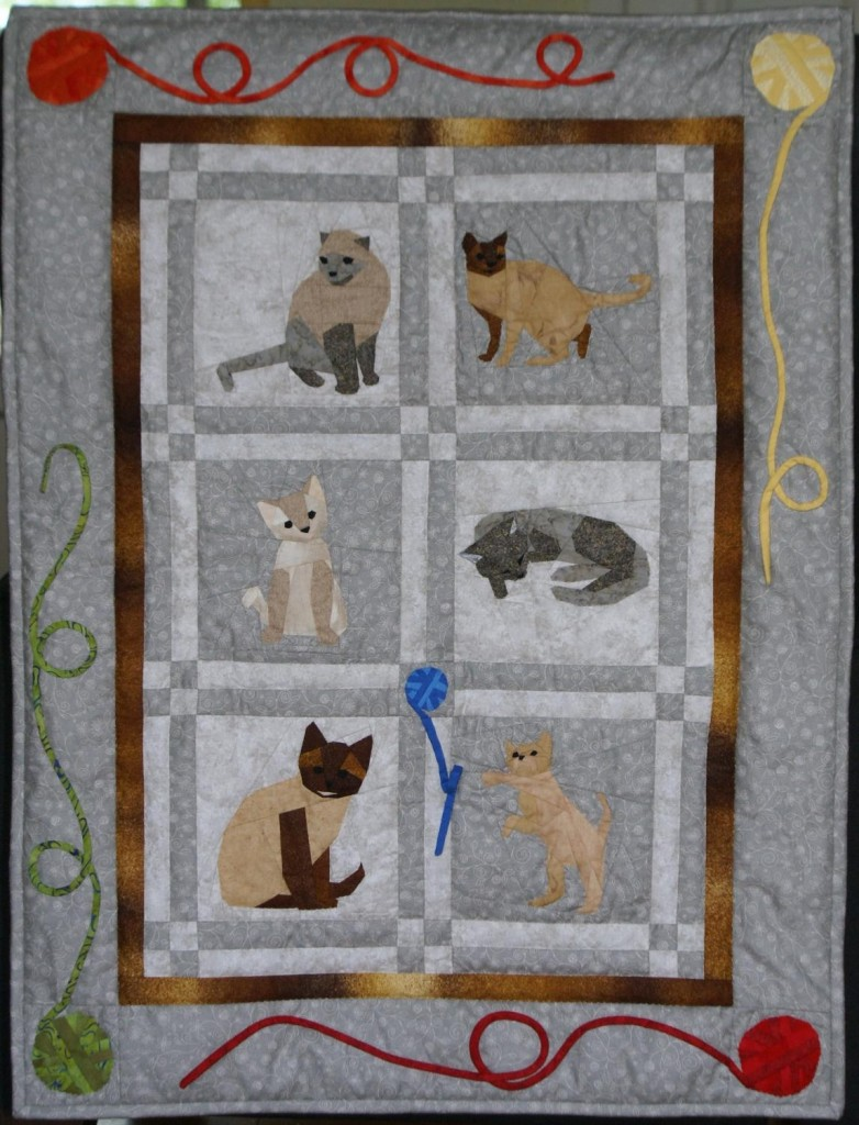 Katten, de voorkant van het boek 'Katten'