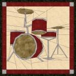 Muz-Drumstel