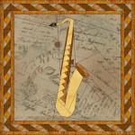Muz-Saxofoon