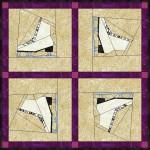 P-SPORT-Kunstschaats-Quilt