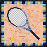 P-SPORT-Tennisracket