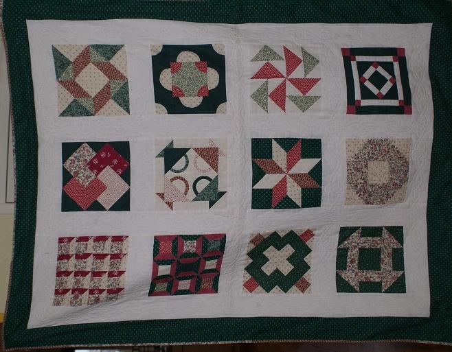 mogelijkheid van grotere quilt