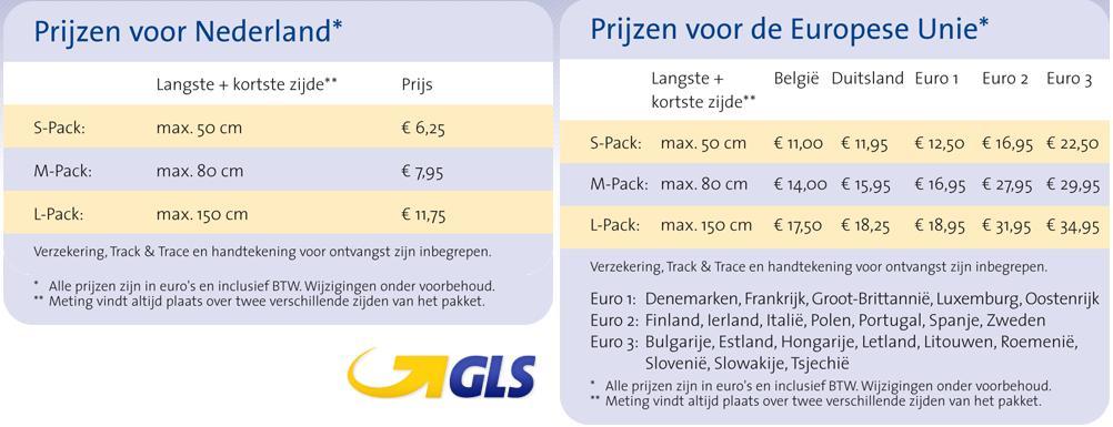 verzendkosten-nl-eu-GLS-link