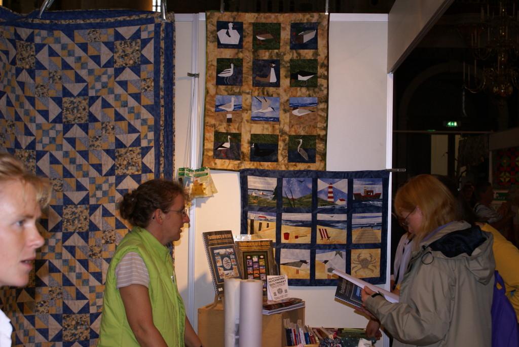 Tentoonstelling Quiltersgilde 2009
