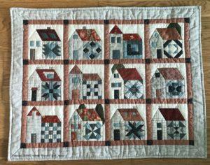 Afwerken Van Een Quilt.Cursus Workshop Heleen Pinkster Quilt Design